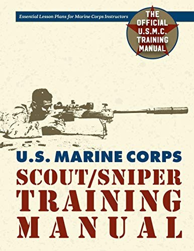 9781626545342: U.S. Marine Corps Scout/Sniper Training Manual