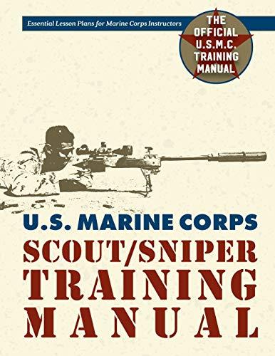 9781626545342: U.S. Marine Corps Scout/Sniper Training Manual