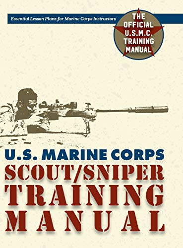 9781626545359: U.S. Marine Corps Scout/Sniper Training Manual
