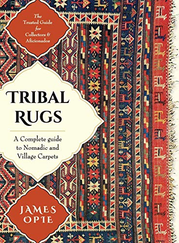 9781626546134: Tribal Rugs: A Complete Guide to Nomadic and Village Carpets
