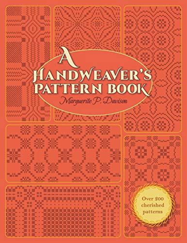 9781626548428: A Handweaver's Pattern Book