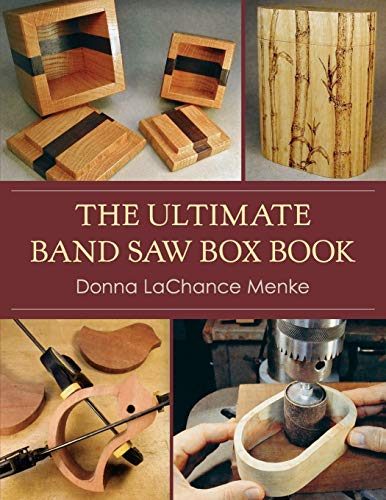 9781626548503: The Ultimate Band Saw Box Book