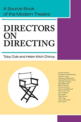 9781626549609: Directors on Directing: A Source Book of the Modern Theatre