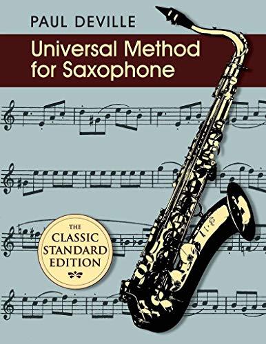 9781626549647: Universal Method for Saxophone