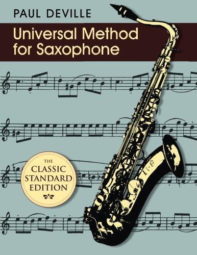 9781626549692: Universal Method for Saxophone