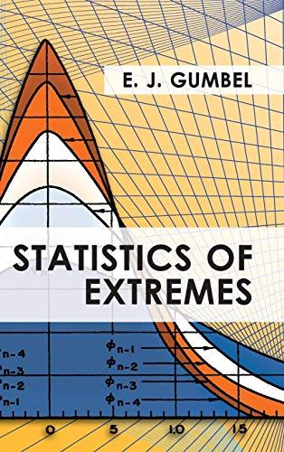 9781626549807: Statistics of Extremes