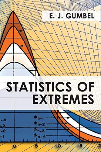 9781626549876: Statistics of Extremes
