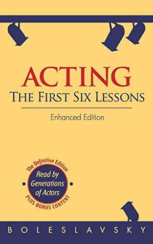 9781626549975: Acting: The First Six Lessons