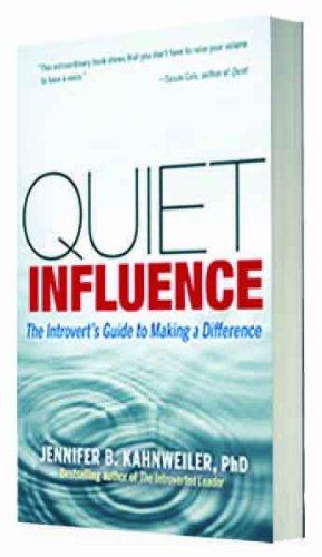 9781626561151: Quiet Influence