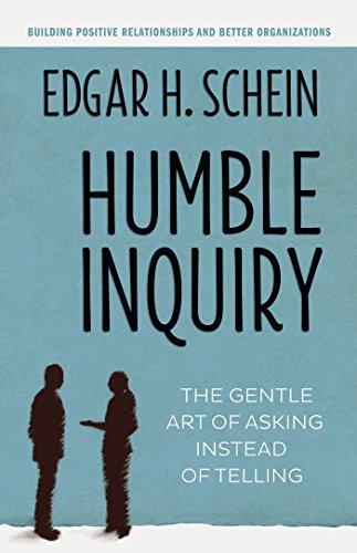 9781626562547: Humble Inquiry