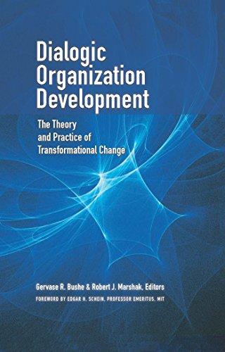 9781626567085: Dialogic Organization Development