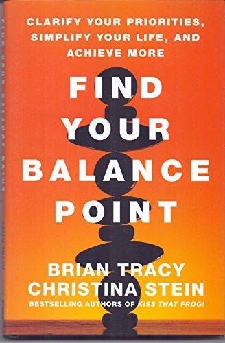 9781626568143: FIND YOUR BALANCE POINT