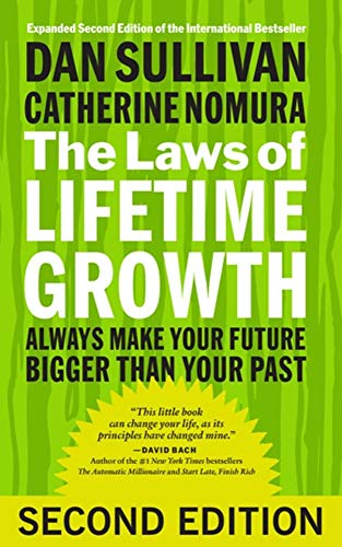 9781626569928: THE LAWS OF LIFETIME GROWTH (2nd Edition)