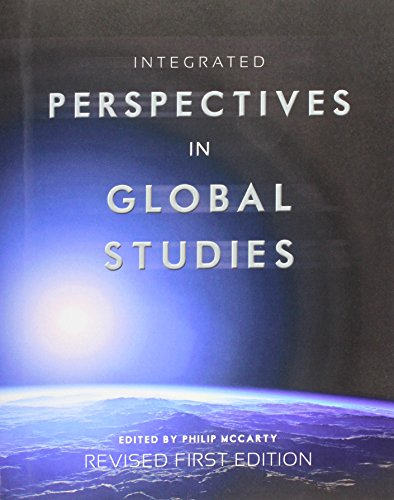 9781626610552: Integrated Perspectives in Global Studies (Revised First Edition)