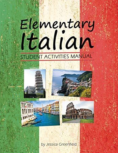 9781626611382: Elementary Italian Student Activities Manual (Italian Edition)