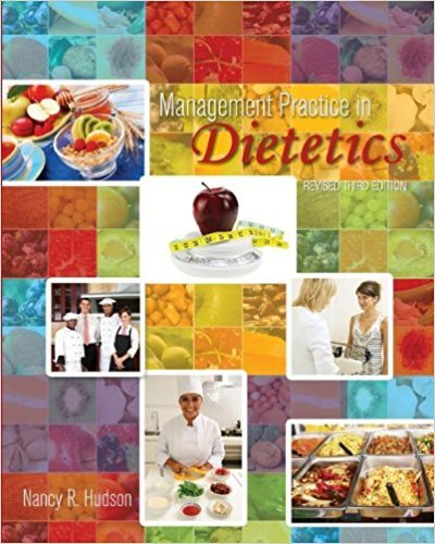 9781626614079: Management Practice in Dietetics, Revised Third Edition
