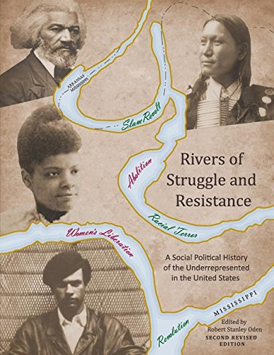 9781626615953: Rivers of Struggle and Resistance : (Second Revised First Edition): a Social Political History of the Underrepresented in the United States