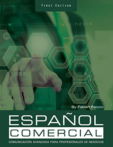 9781626617001: Español Comercial: Comunicación Avanzada para Profesionales de Negocios