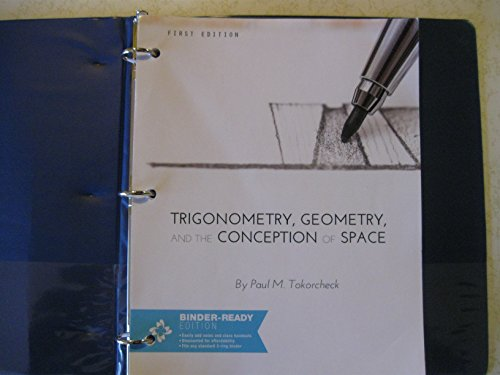 9781626619487: Trigonometry, Geometry, and the Conception of Space