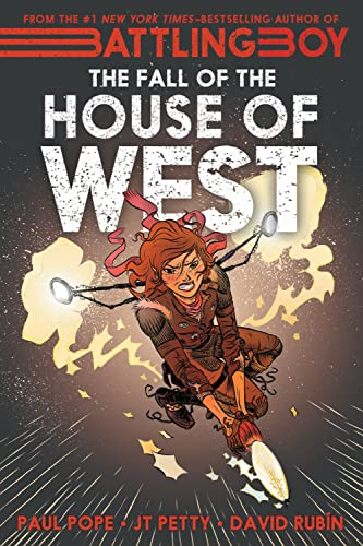 9781626720107: The Fall of the House of West (Battling Boy)