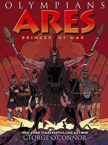 9781626720145: Olympians: Ares: Bringer of War