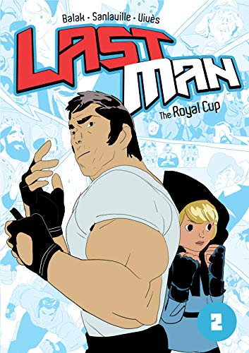 9781626720473: Last man: The Royal Cup