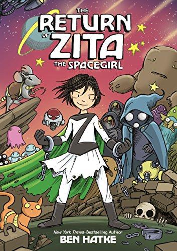 9781626720589: The Return of Zita the Spacegirl