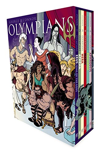 Olympians Boxed Set: O'Connor, George