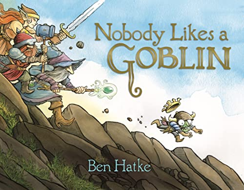 9781626720817: NOBODY LIKES A GOBLIN HC PICTURE BOOK