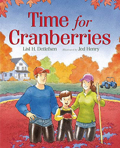 9781626720985: Time for Cranberries
