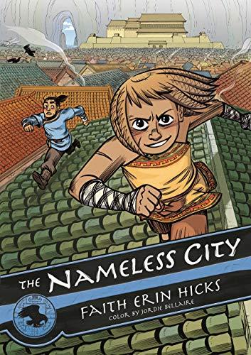 9781626721562: The Nameless City