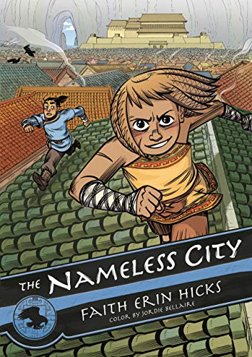 9781626721579: The Nameless City