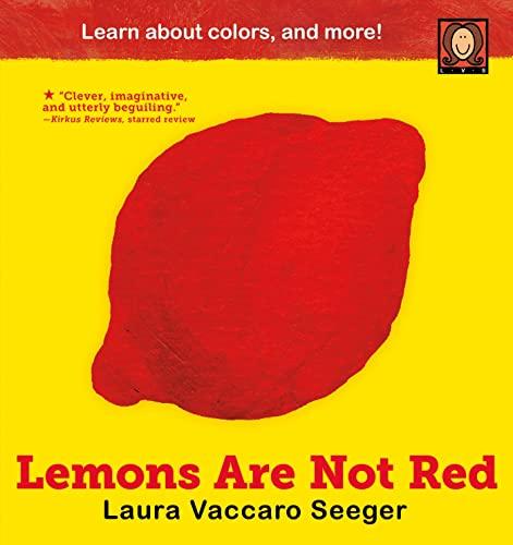 9781626722538: Lemons Are Not Red