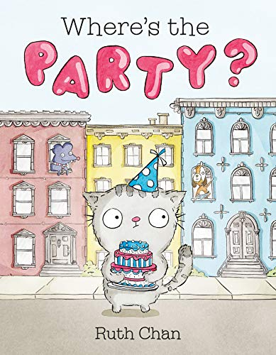 9781626722699: Where's the Party?: A Picture Book (Georgie and Friends)