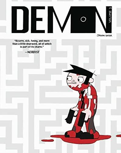 9781626724532: Demon, Volume 2