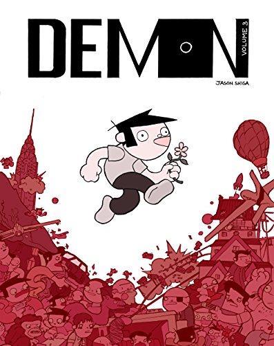 9781626724549: Demon, Volume 3