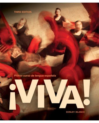 VIVA! PRIMER CURSO DE LENGUA.-W/[Textbook Binding] [Jan