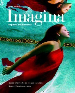 9781626801271: Imagina 3rd Ed Looseleaf Textbook with Supersite and vText Code and Student Activities Manual