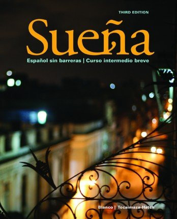 Sueña, 3rd Edition, Student Edition with Supersite Plus and WebSAM Access