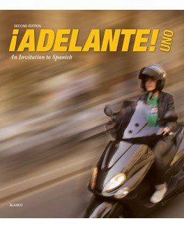 9781626806191: Adelante 2nd Uno Student Edition w/ Supersite Plus (vText) Code and Answer Key