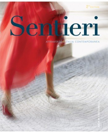 9781626807938: Sentieri 2nd Ed Student Edition with Supersite and WebSAM Code