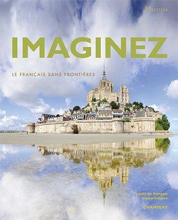 9781626808423: IMAGINEZ:LE FRANCAIS..-W/SS (PB)