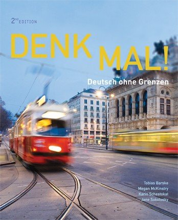 9781626809413: Denk Mal 2nd Ed Student Edition with Supersite and Student Activities Manual - CODE Included