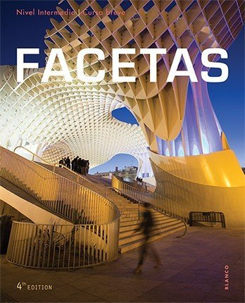 Facetas, 4th Ed, Student Edition with Supersite and WebSAM Code