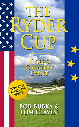 9781626814264: The Ryder Cup: Golf's Greatest Event