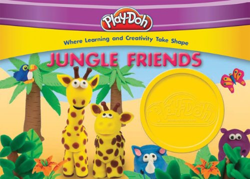 9781626860216: PLAY-DOH: Jungle Friends (PLAY-DOH Story Fun)