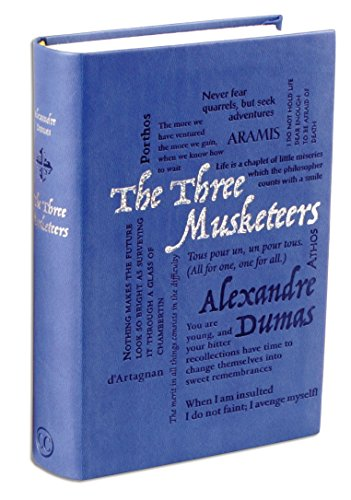 The Three Musketeers (Word Cloud Classics)