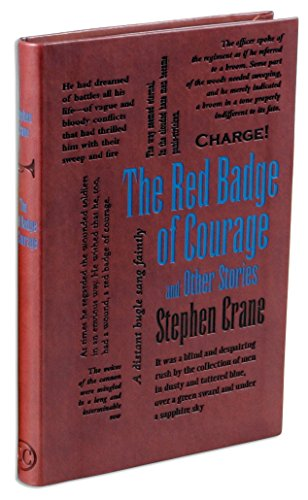 9781626860599: The Red Badge of Courage and Other Stories (Word Cloud Classics)