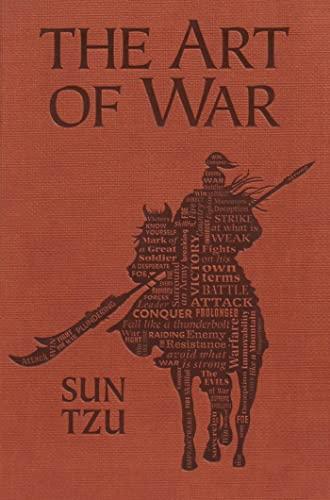9781626860605: The Art of War (Word Cloud Classics)
