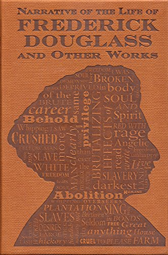9781626860643: Narrative of the Life of Frederick Douglass and Other Works (Word Cloud Classics)